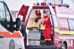 Spitalul Judetean de Urgenta Deva nu mai are locuri la ATI; ambulantele asteapta zeci de minute