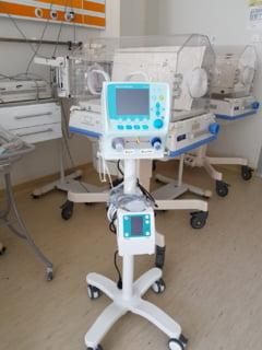 Spitalul Judetean din Suceava primeste aparatura si echipamente medicale vitale medicilor si pacientilor