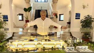 Spitalul Sf. Vasile din Sectorul 1, proiectul abandonat al lui Dan Tudorache, a costat 34 de milioane de lei