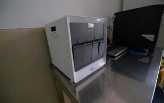 Spitalul de pe malul Borcei are aparat PCR pentru depistarea COVID-19. Cine are prioritate la testare