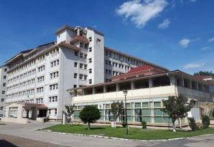 Spitalul din Carei se pregateste pentru bolnavii de Coronavirus