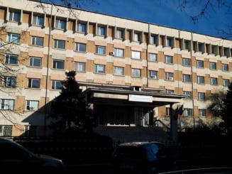 Spitalul militar din Focsani ramane inchis. Peste 20 de cadre medicale infectate
