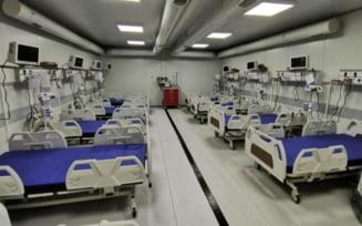 """Spitalul mobil COVID din Iasi """"s-a sufocat"""" dupa inaugurare. Cele 24 de paturi de Terapie Intensiva nu pot fi folosite din cauza unei defectiuni grave la statia de oxigen"""