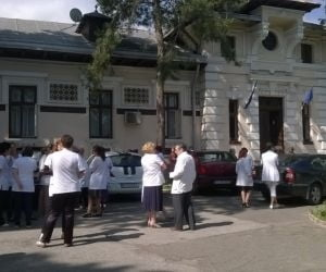 Spitalul psihiatric Socola nu mai face internari. Medicii au intra in greva