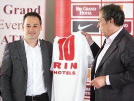 Sponsor la Dinamo, patron la Rapid?