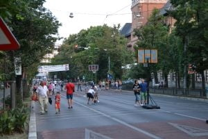Sport gratis pe Kiseleff - Incursiune urbana Ziare.com