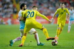 Sport periculos: Jihadistii voiau sa transforme meciul Albania - Israel intr-o baie de sange