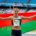 Sportiva din Belarus care a refuzat să se întoarcă la Minsk vrea să concureze pentru Polonia