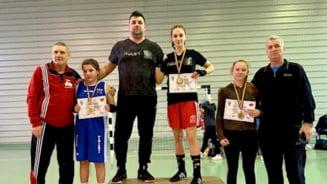 Sportivele Asociatiei Club Sportiv Felix-Box Botosani din nou pe podium