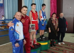 Sportivii de la Basti Box Salonta s-au intors cu trei medalii din Republica Moldova