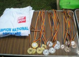 Sportivii maramureseni au cucerit 7 medalii la CN de Orientare si Cupa Romaniei la mountain-bike