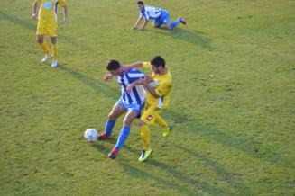 Sportul Visina Noua a facut instructie cu FC Targoviste
