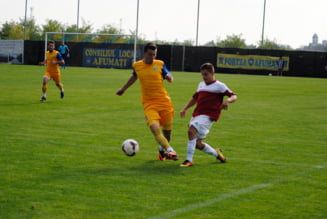 Sportul Visina Noua a obtinut a doua victorie din campionat