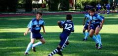 Sportul campionilor din Banat - rugby, din acest an si in scolile primare din Timisoara