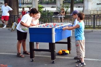 Sportul in familie, o excelenta sursa de voie buna