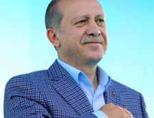 Sprijinul fata de Erdogan a urcat vertiginos dupa operatiunea din Siria - sondaj