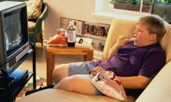 Spune nu obezitatii copiilor
