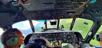 Staţiunile de pe Valea Prahovei, supravegheate din elicopter în acest weekend