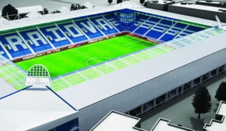 """Stadion nou la Craiova. Batranul """"Oblemenco"""", pregatit de demolare!"""