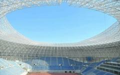 Stadionul Oblemenco din Craiova va avea sase etaje. Constructia va dura inca patru luni