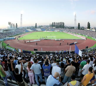 Stadionul din Craiova va fi demolat!