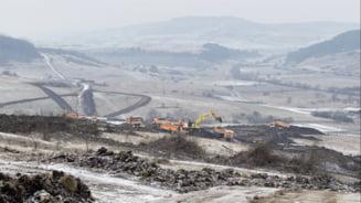 """Stadiul celor mai importante santiere de autostrazi din Ardeal. """"Pana la sfarsitul anului, vom circula pe Ungheni-Targu Mures"""""""