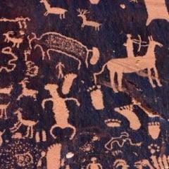 Stanca Ziar, minunea din Utah - 2.000 de ani de istorie (Galerie foto)