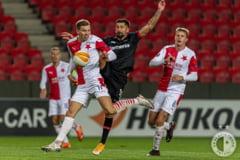 Stanciu a ratat un penalty, dar a si pasat decisiv la meciul Slavia - Leverkusen, scor 1-0. Ianis Hagi, titular la Rangers