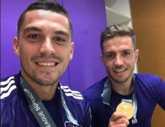 """Stanciu si Chipciu, rezerve la Anderlecht: """"E o problema mare!"""""""
