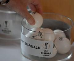 Stanciu si Chipciu au avut ghinion la tragerea la sorti a meciurilor din sferturile de finala ale Europa League