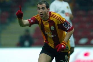 Stancu, Zapata si Culio, out de la Galatasaray