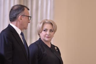 Stanescu spune ca Dancila a fost de acord sa nu mai candideze la prezidentiale si sugereaza ca Iohannis a convins-o