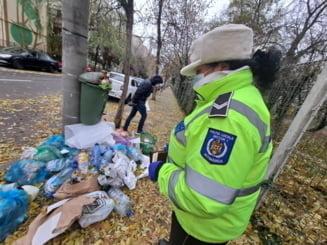 Stare de alertă în sectorul 1 al Capitalei în scandalul gunoaielor