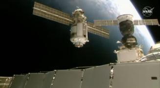 Stare de urgență la bordul Stației Spațiale Internaționale: Momente când s-a pierdut legătura cu NASA VIDEO