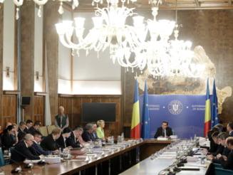 Stare de urgenta in Romania: Guvernul efectueaza, in regim de urgenta, rectificarea bugetara