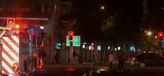 Stare de urgenta in Santiago de Chile: Proteste violente, cladiri incendiate, dupa ce s-a scumpit calatoria cu metroul (Video)