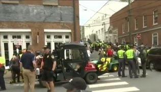 Stare de urgenta in Virginia: Un mort si 19 raniti dupa ce o masina a intrat in oameni, la un mars pentru suprematia albilor (Video)