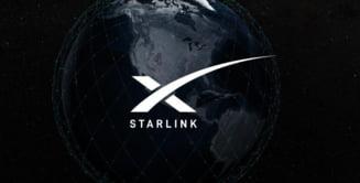 Starlink, sistemul de internet prin satelit al SpaceX, va putea fi considerat un produs final începând cu luna octombrie