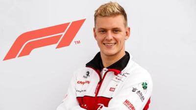Start in Formula 1! Toti ochii sunt pe baiatul lui Michael Schumacher