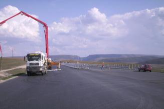 Start la cinci noi autostrazi, in 2014, cu bani de la UE