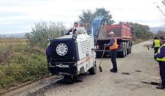 Start la reparatii pe drumuri