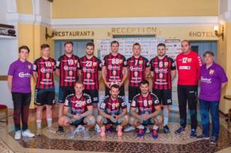Start optimist in noul sezon pentru echipa botosaneana de handbal masculin! FOTO