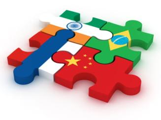 Statele BRIC nu mai pot salva economia mondiala