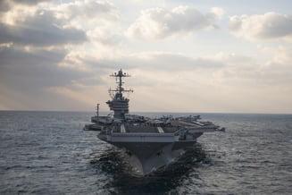 """Statele Unite, raspuns dur pentru China. Revendicarile teritoriale din Marea Chinei de Sud, """"ilegale"""""""