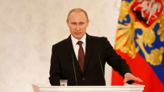 Statele Unite ameninta siguranta nationala a Rusiei - document semnat de Putin