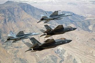 Statele Unite au aprobat o posibila vanzare a 80 de avioane F-35 si F / A-18 catre Elvetia
