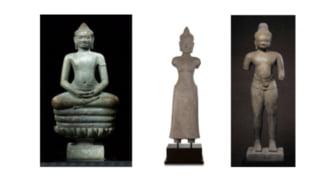 Statele Unite au returnat Cambodgiei 27 de artefacte furate, in valoare de 3,8 milioane de dolari