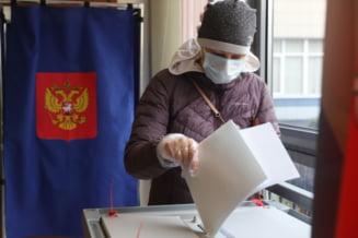 """Statele Unite critică modul în care au fost organizate alegerile din Rusia: """"Cetățenii au fost împiedicați să-şi exercite drepturile civice şi politice"""""""