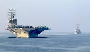 Statele Unite fac un prim pas in detensionarea relatiilor cu Iranul. Portavionul USS Nimitz paraseste Golful Persic