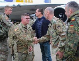 Statele Unite testeaza transferul rapid de militari in Europa, pentru contracararea Rusiei